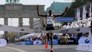 Dennis Kimetto Weltrekord