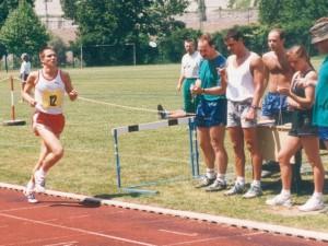 Abteilungssportfest der Bereitschaftspolizei Würzburg 1994