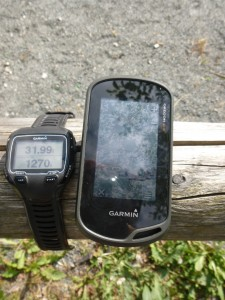 GARMIN Forerunner 610XT, Oregon 600
