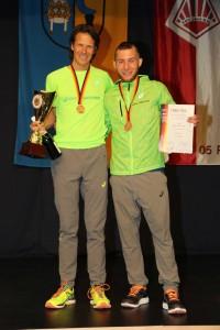 ASICS Frontrunner mit Gold und Bronze!