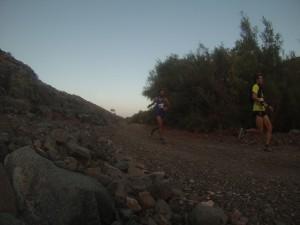 Noch zu Beginn des Rennens Foto: Yancy Cabrera