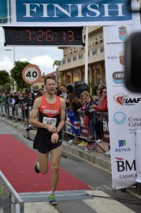 Alexander Dautel 100 km