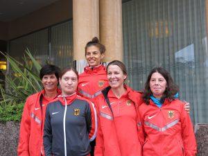 Damenmannschaft 100 km